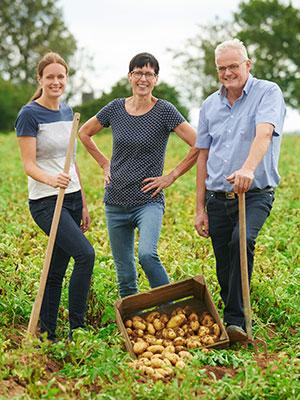 Landwirte - Familie Bayha Bönnigheim
